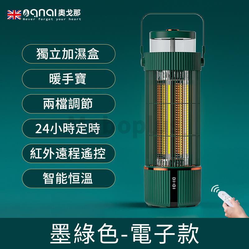 [慳電又快熱] 英國 OGNAL 便攜式鳥籠電取暖器