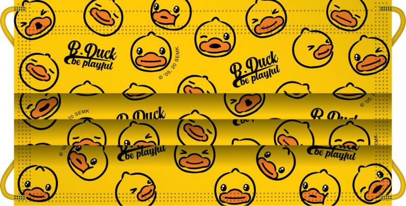 預購B.Duck x Mainetti防疫口罩系列冬日限定版
