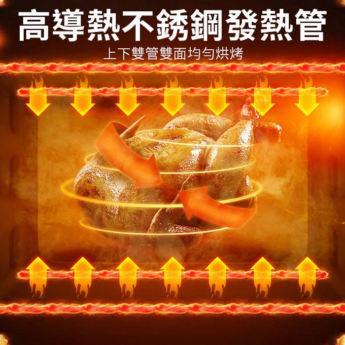 ACA 電烤箱 23L ALY-23KX09J - 焗蛋糕 pizza 麵包 烘焙 烤爐