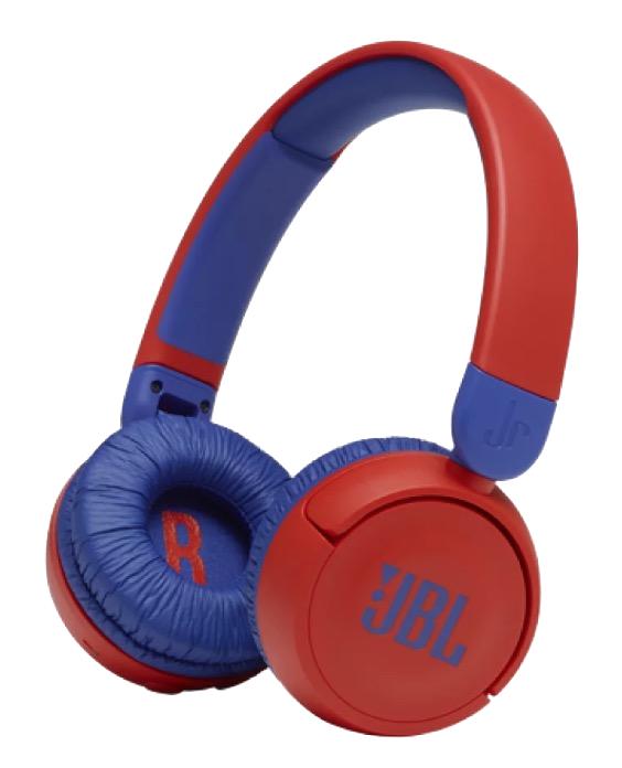 JBL JR310BT 無線貼耳式兒童耳機 [3色]