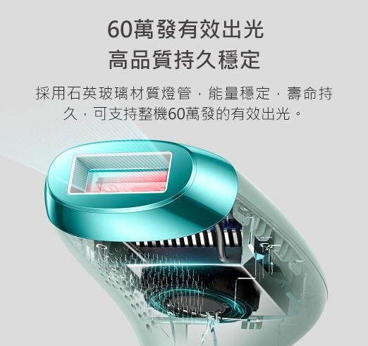 小米-Reepro IPL脈衝光脫毛儀 BC8000- 脫毛機 脫毛器