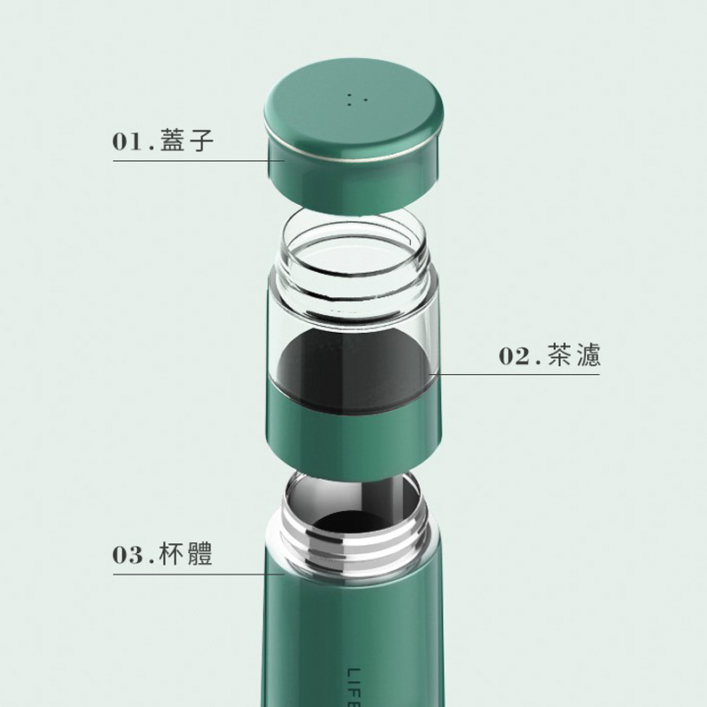 Life Element 生活元素便攜式電熱水杯 I139- 電熱水杯 電熱水壺