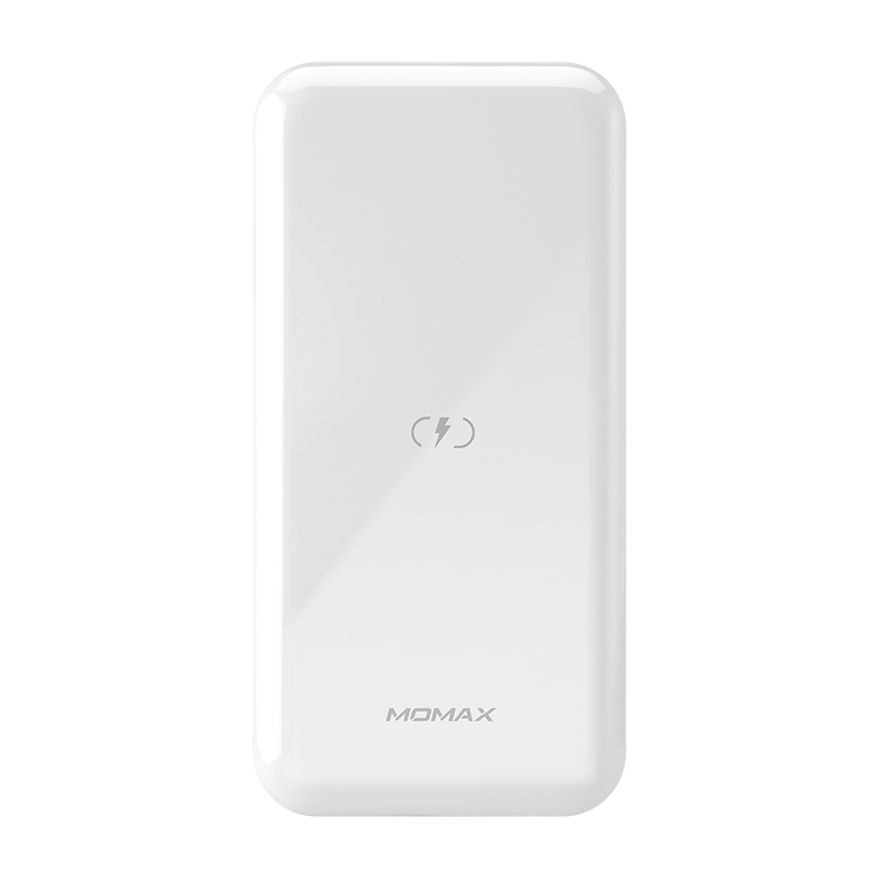 [首款真無線] PowerBank MOMAX Q.Power ONE 全兼容無線充電流動電源10000mAh [2色]