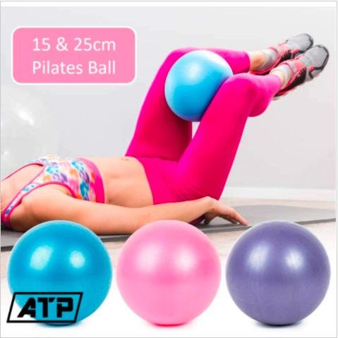 ATP Pilates Ball 普拉提瑜珈球套裝 (15及25cm)