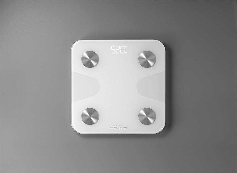 Momax smart Lite Tracker IoT 智能體脂磅 EW2S