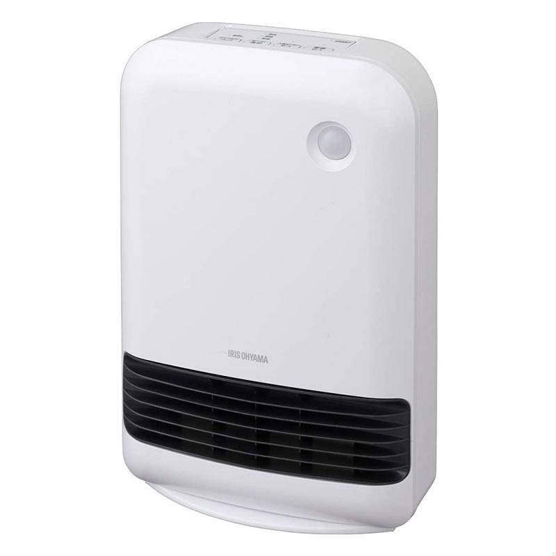 IRIS OHYAMA Turbo Heat 人體感應陶瓷暖風機 JCH-12TD3 - White