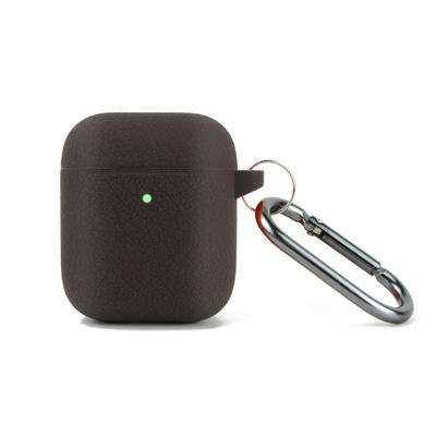 M-Plus Airpods/Airpods Pro 矽膠耳機保護套 荔枝紋【超多顏色任你揀】