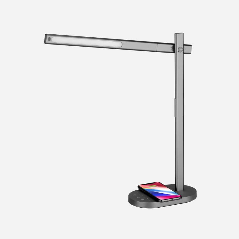 MOMAX Q.Led 座枱燈連無線充電底座 QL1