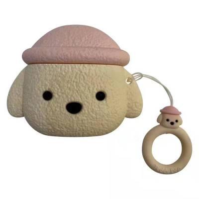 M-Plus Airpods Pro 矽膠耳機保護套 Teddy款