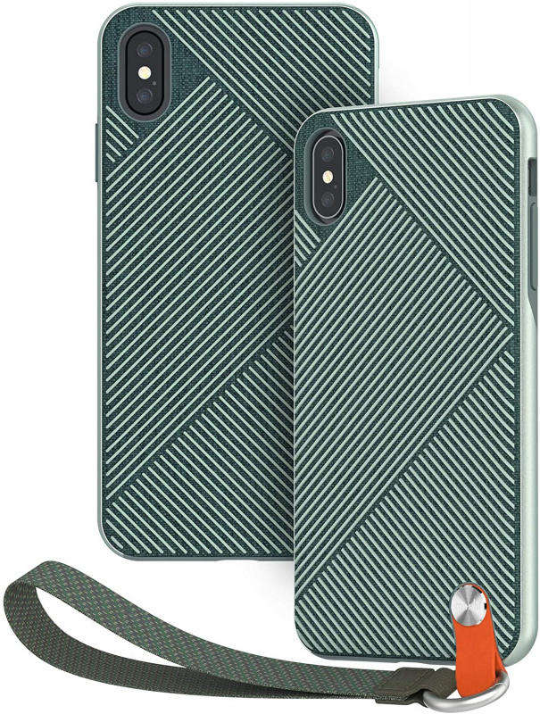 Moshi Altra Slim Hardshell Case With Strap for iPhone XS Max 腕帶保護殼