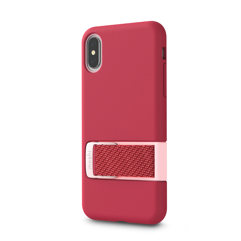 Moshi Capto Slim Case with MultiStrap for iPhone XS Max 指環支架織帶保護殼
