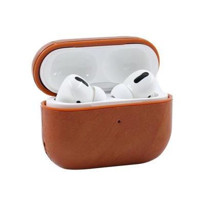 M-Plus Airpods 1代/2代/Pro 耳機保護套 PU皮套