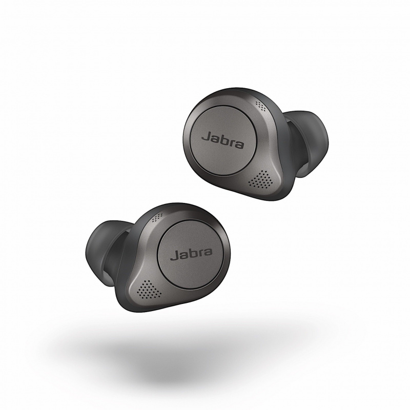 Jabra - Elite 85t 入耳式真無線藍牙耳機 – 鈦黑色 85T