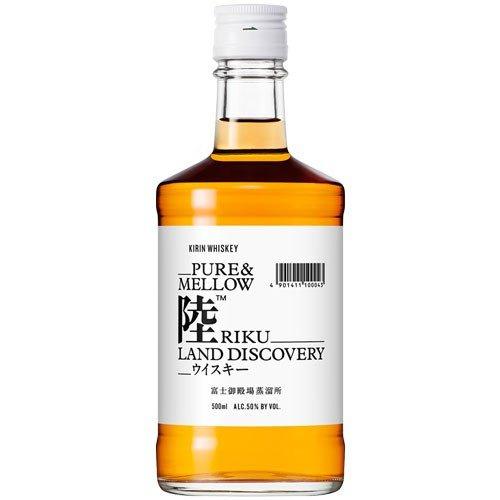Kirin 富士御殿場 陸 RIKU Pure & Mellow Land Discovery 威士忌