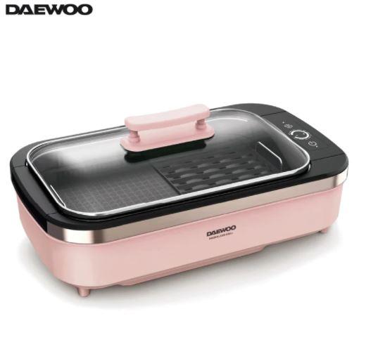 韓國DAEWOO 多功能無煙韓式烤肉機 SK-1 /SK1(別注升級版) [2色]