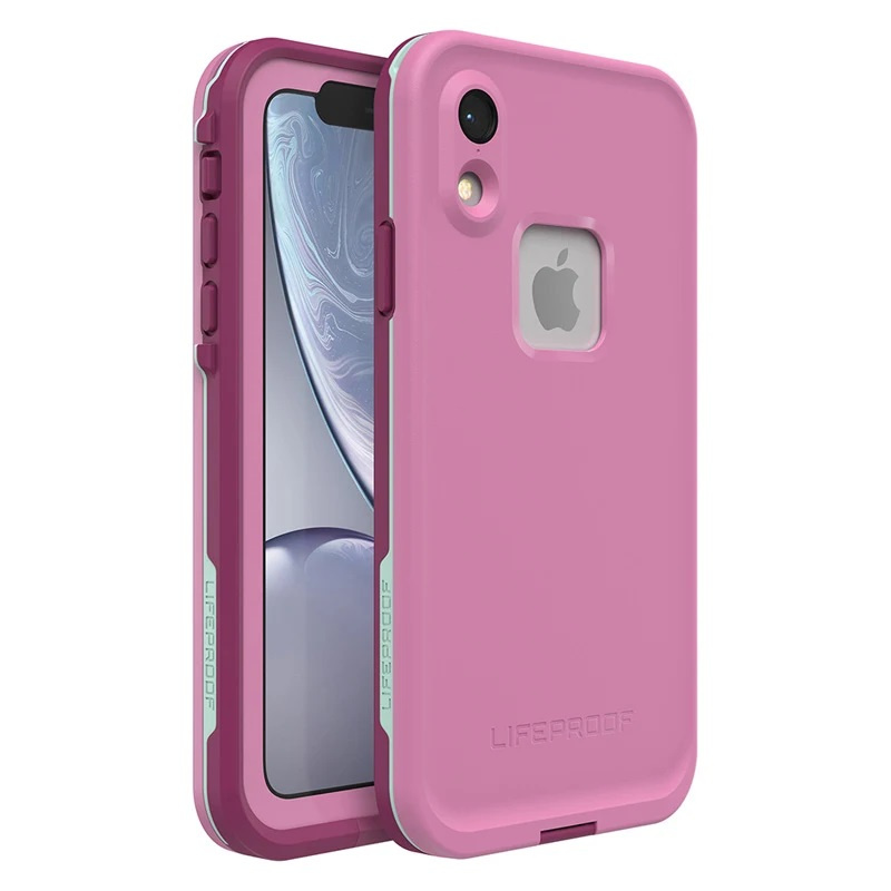 Lifeproof FRE Case for iPhone XR -FROST BITE