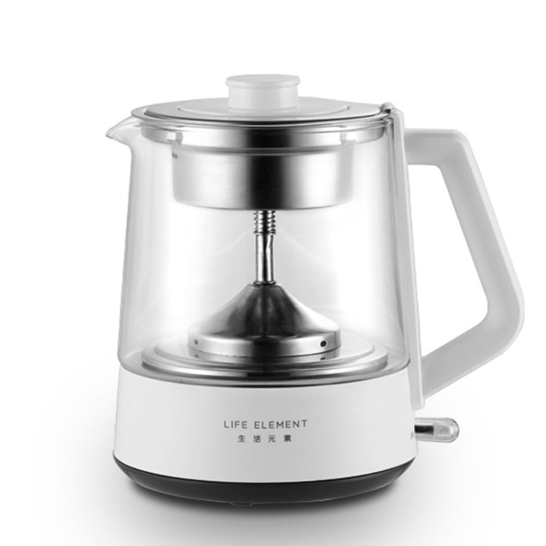多功能煮茶器 0.8L 600W I72 - 電熱水壺 煲茶器 養生煲 煲湯壺