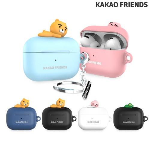 韓國Kakao Friends - AirPods Pro 藍牙耳機硬殼保護套