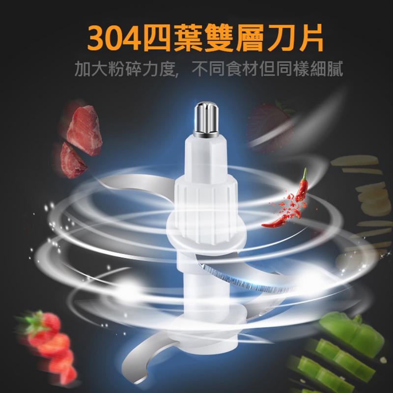 多功能料理機 L6 - 攪拌機/料理機/切碎機/食物處理器