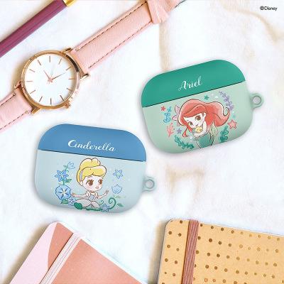 韓國 iColors x Disney Princess - AirPods Pro 藍牙耳機矽膠保護套【3款】