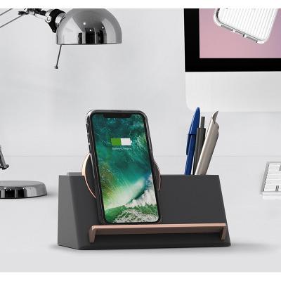 韓國VRS Halo Box For iPhone/Samsung 無線快充充電器