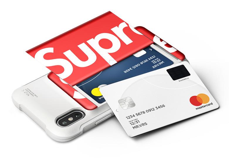 韓國VRS Protection Case For iPhone/Samsung 蘋果/三星手機可插卡保護套