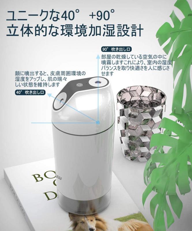 日本 Jacess 無線除菌加濕器🤩