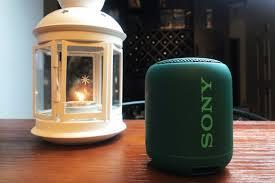 Sony XB12 EXTRA BASS 可攜式藍牙揚聲器 (SRS-XB12) Green