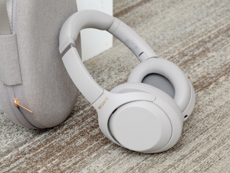 Sony 無線降躁耳機 WH-1000XM4 PLATINUM SILVER