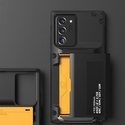 韓國VRS Samsung Note 20/Note 20Ultra 可插卡手機保護殼