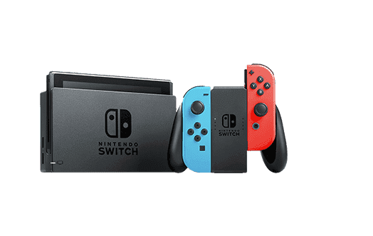 Nintendo Switch (電池持續時間加長型號)