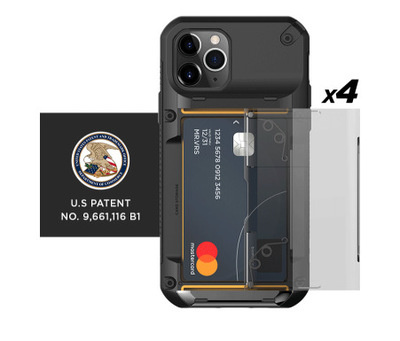 韓國VRS Premium Case For iPhone 11/Pro/Pro Max 防摔手機保護套【4色】