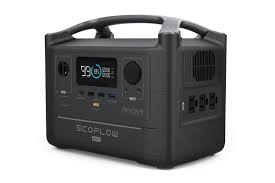EcoFlow River 600 Max 155600mAh 大容量流動電源