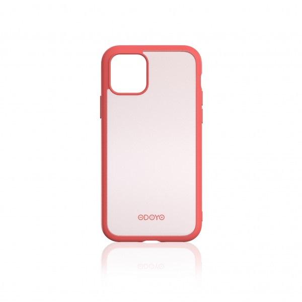ODOYO Nano Edge for iPhone 11 CHERRY PINK