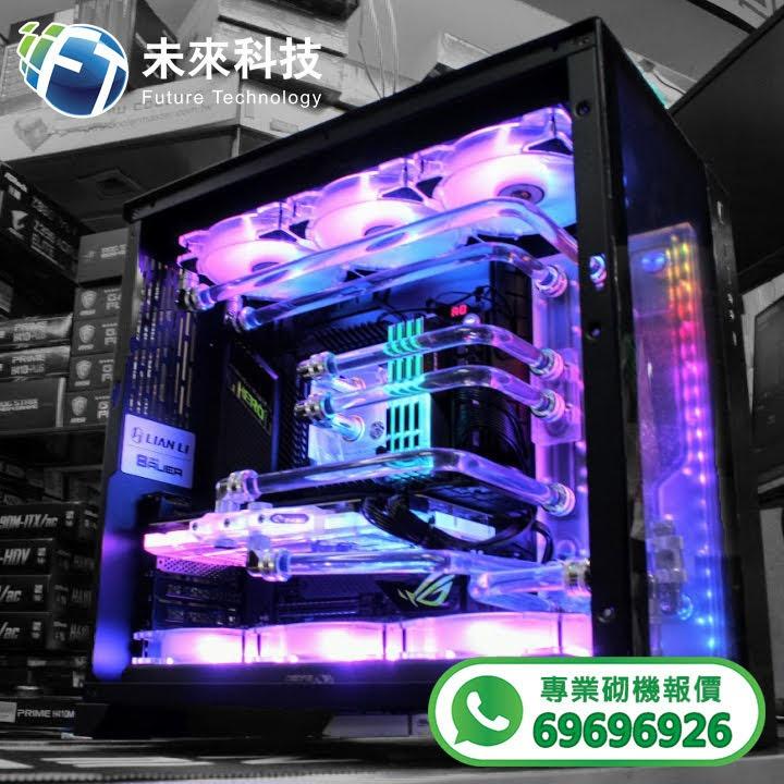【📞Whatsapp:69696926 專業組裝電腦 全網最平 💡最快四小時內送到🚀】Intel Core i9-10900K /ASUS ROG STRIX Z490-E GAMING主機板/Kingston HyperX Fury RGB DDR4 3200MHz 32GB(2x16GB)高速記憶體/ Samsung 970 EVO Plus M.2 1T NVMe SSD