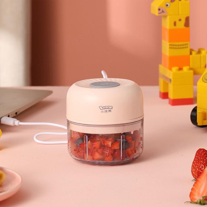 小浣熊 0.1L 22W 無線料理機 DSQ-100 - 攪拌器 無線 便攜攪拌器