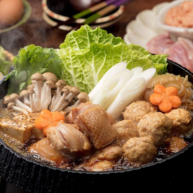日本 博多華味鳥 雞肉壽喜燒 湯底包 250g【市集世界 - 日本市集】