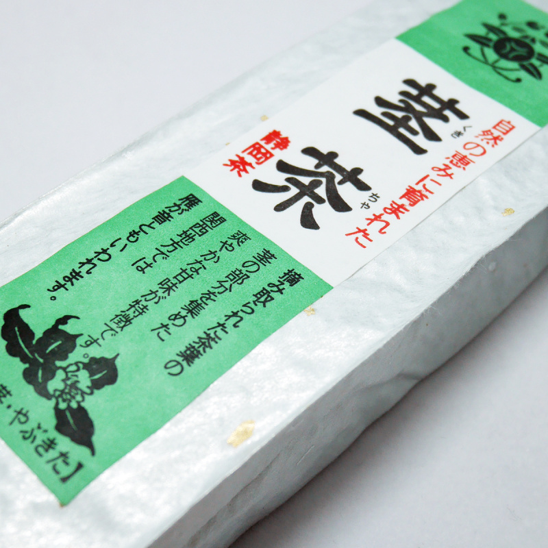 日本 丸七製茶ななや《茎茶》靜岡煎綠茶 100g【市集世界 - 日本市集】