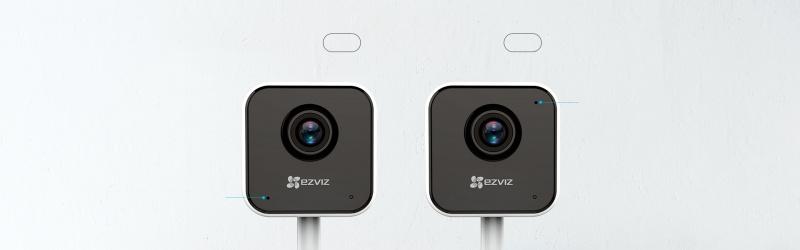 EZVIZ C1HC 1080P 高清室內無線攝錄機 ( CS-C1HC-D0-1D2WFR )