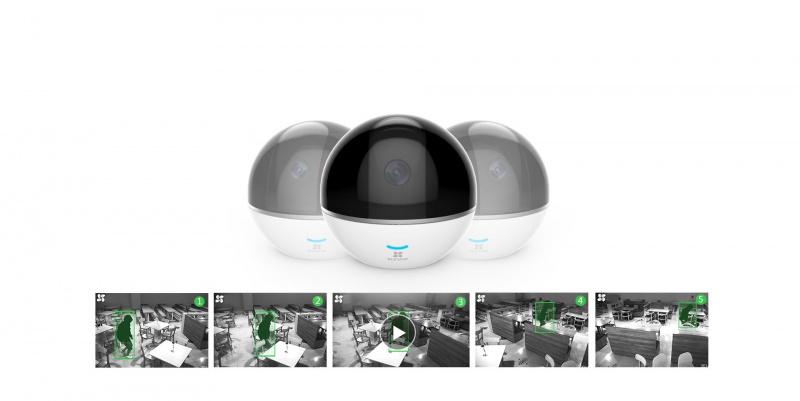 EZVIZ C6TC 1080P 360°雲台版無線網絡攝錄機 ( CS-CV248-B0-32WFR )