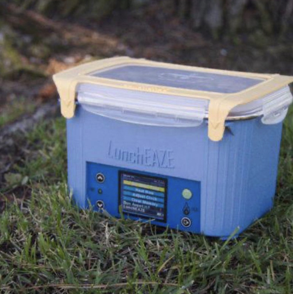 @PL • LunchEAZE 自動加熱飯盒