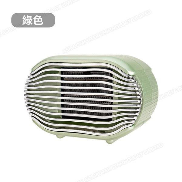 B&C PTC陶瓷暖風機 [3色]