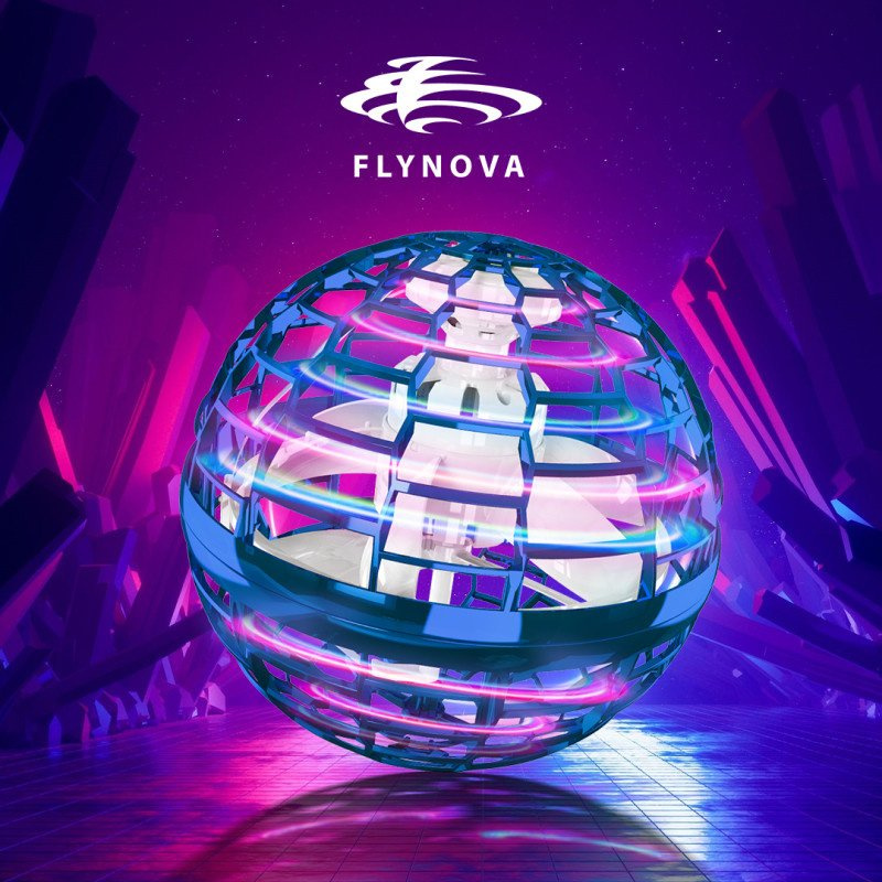 Flynova PRO 反重力魔法球