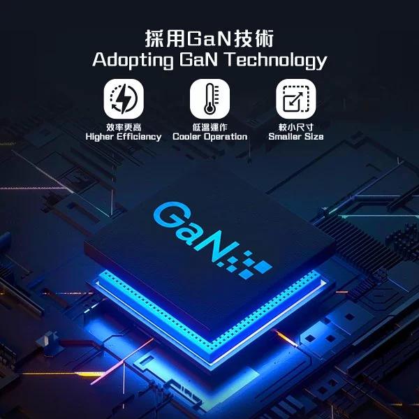 ProMini Gw65 GaN氮化鎵快速充電器
