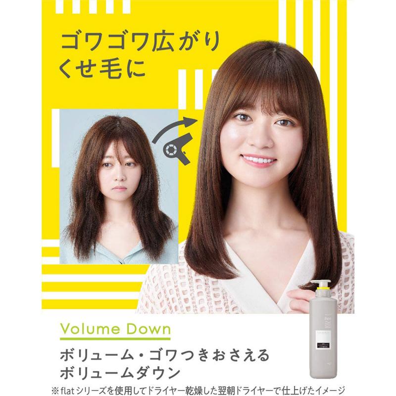 日版 花王Kao Essential 垂順直髪洗髪水 500ml【市集世界 - 日本市集】