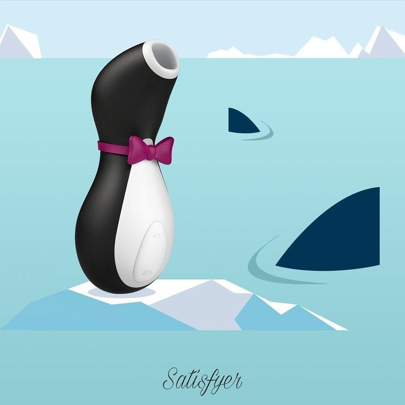 Satisfyer Pro Penguin 陰蒂吸力按摩器