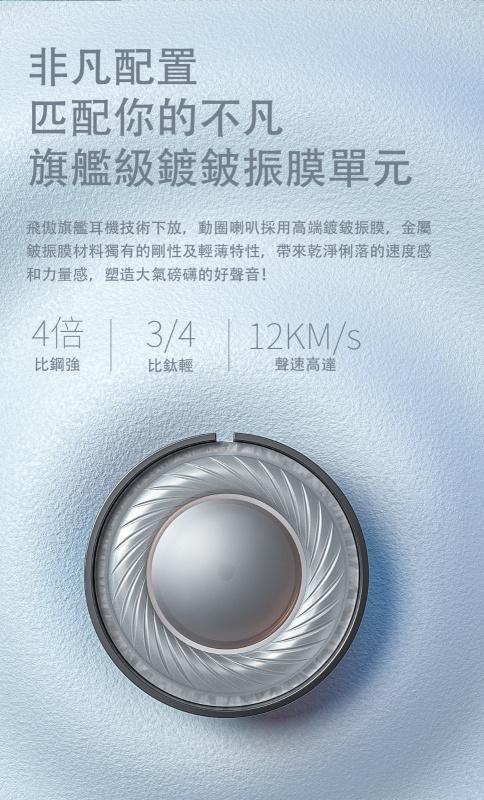 FiiO FD1 鍍鈹振膜單動圈CIEM可換線耳機🎶🎶