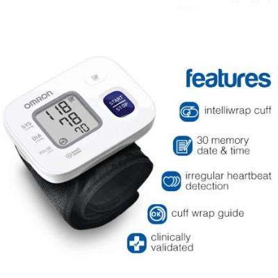 Omron 手腕式電子血壓計HEM-6161