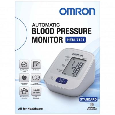 OMRON 手臂式電子血壓計 HEM-7121