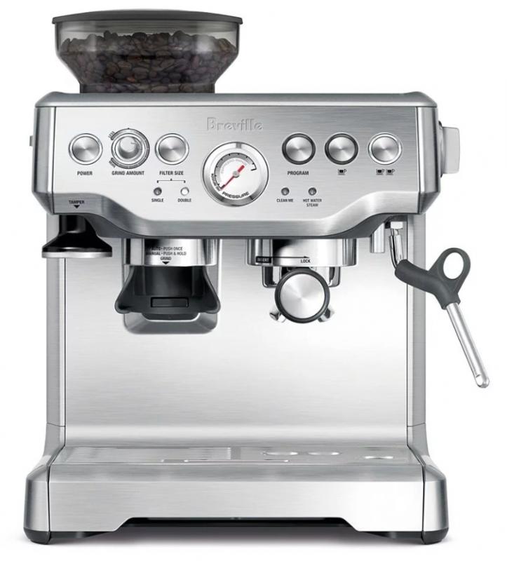 Breville 複合式研磨濃縮咖啡機 BES870